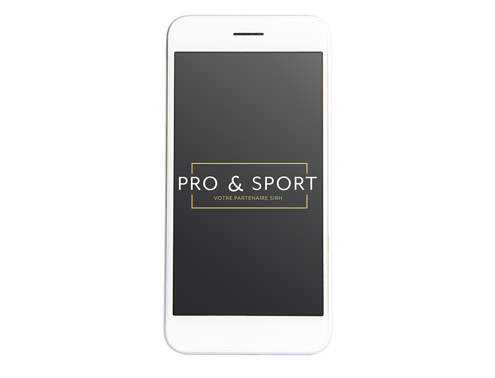 Pro&Sport-Connexion sur tous supports